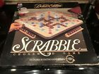 deluxe scrabble game 4034 Turntable COMPLETE