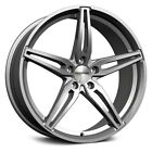 SOTHIS SC108 Wheels 18x75 35 5x1143 741 Gunmetal Rims Set of 4