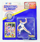 1991  - MLB Starting Lineup, FRANK VIOLA #29 - New York Mets - with coin NEW