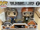 Funko POP! Television The Office The Scranton Boys 2-Pack FYE Exclusive 📦