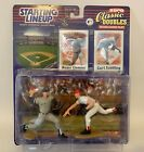 Starting Lineup Classic Doubles MLB Figures Roger Clemens Curt Schilling