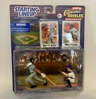 Starting Lineup Classic Doubles MLB Figures Derek Jeter and Mike Piazza