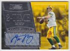 Aaron Rodgers Rookie Cards Checklist and Autographed Memorabilia 12
