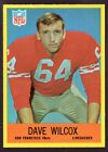 1967 Philadelphia Football Cards 11