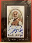 2017 TOPPS ALLEN & GINTER FLOYD MAYWEATHER ROOKIE AUTOGRAPH # MA- FM