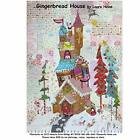 Gingerbread House Quilt Pattern by Laura Heine
