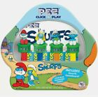 Pez Click & Play The Surfs Rare Collectible Mushroom Tin with Gameboard Sealed