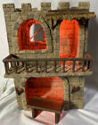 Fontanini Heirloom CITY WALLS Lighted 2 Story Building For 5 Nativity 55504