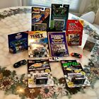 6 Assorted Racing Collection Stcok Cars 164 2 Indy Cars Orig Pkg