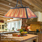 Vintage Island Light Pool Table Chandelier Billiard Pendant Ceiling Fixture Lamp