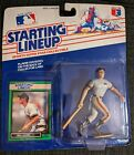 Will Clark San Francisco Giants 1989 Starting Lineup figurine and card