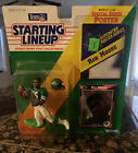Kenner Starting Lineup 1992 ROB MOORE New York Jets Rookie SLU