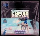 Star Wars Empire Strikes Back WideVision - Sealed Trading Card Box - Topps 1995