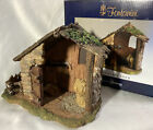 Fontanini Building FARMERS SHED 55576 For 5 Nativity Village NEW IN BOX