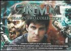 GRIMM Season 2 Factory Sealed Trading Card Box 2 Autograph or Auto Costume SFC