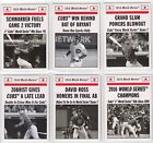 1969 TBT Topps Throwback Thursday Cubs 2016 World Series Champions Card Set 684