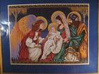 Dimensions Gold Collection The Birth of Christ Cross Stitch Kit Anne Gilbert