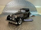 FRANKLIN MINT 1940 DUESENBERG SJ TOWN CAR124NEAR MINTNO BOXREAD ONISSUE