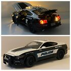 Maisto Special Edition 1 18 Scale 2015 Ford Mustang GT Police Car With Lights