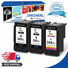PG 245 XL Black CL 246 XL Color Ink for Canon Pixma iP2820 MG2920 MG3022 MG4522