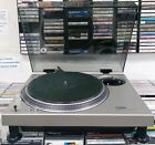 TECHNICS SL 120 Vintage Direct Drive Turntable Working No Tonearm AS IS