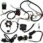 Wiring Harness Pack Rectifier Magneto Stator Fits 150CC 200CC 250CC Quad Scooter
