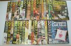 Vintage Decorating And Craft Ideas Magazine Lot of 35 1980s