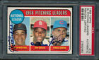 Fergie Jenkins Cards, Rookie Card and Autographed Memorabilia Guide 32