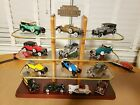 Franklin Mint 1992 The Worlds Great Classic Cars 143 Diecast Collection w Ad