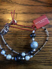 Antica Murrina Venezia Murano Glass Bracelet Brand New