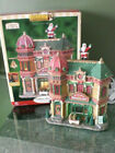 Lemax Village Collection Jingle Bell Junction Christmas Shop Lighted 2007