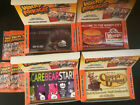 Wacky Packages Ans10 Collector Edition Empty Box Set (4) with wrapper+