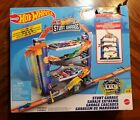 Hot Wheels City Stunt Garage Play Set NEW for 2020 Stores 20 Cars