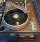 NEWCOMB AUDIO PRODUCTS Record Player Stereo Mono ATV 208 4 SpeedPlayable Cond