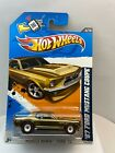 Hot Wheels 2012 Super Treasure Hunt 67 Ford Mustang Coupe