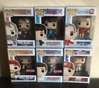 Funko Pop Tom Hanks Lot Big Cast Away Mister Rogers A League Of Their Own