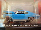 Johnny Lightning 71 Chevy Chevelle 29 Gold Series Muscle Cars Limited 1 5000