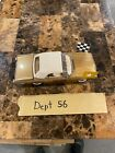 DANBURY MINT 1961 FORD GOLD THUNDERBIRD INDY 500 PACE CAR DIE CAST 124 SCALE