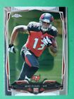 2014 Topps Chrome Football Variation Short Prints Guide 135