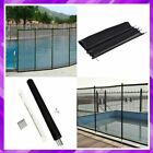 SAFETY FENCE for In Ground Swimming Pool Baby Pet Gate Barrier Climb Resistant