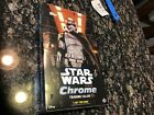 Star Wars 2016 Topps The Force Awakens Chrome Box 24 Packs Pieces Pack