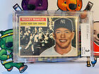 1956 Topps Mickey Mantle #135 BVG 3 Beckett BGS PSA Crossover? Yankees HOF