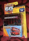 Matchbox 60th Anniversary 04 Routemaster Bus HTF Chase Metallic Red