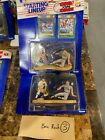 Lot of 2 1990 Starting Lineup One On One Alan Trammel Jose Canseco SLU KENNER