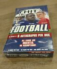 2011 Sage Hit Low Series Factory Sealed Football Hobby Box - 6 Auto's per box