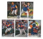 2017 Topps Now New York Mets Players Weekend set Dominic Smith Amed Rosario RC