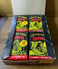 1986 Topps Little Shop Of Horrors Movie Wax Box