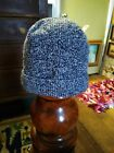 Black,Gray,& White H&M winter hat made in Italy unisex , weekend party gift