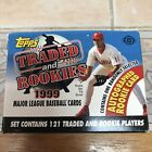 1999 Topps Traded and Rookies Factory Sealed Baseball Set +1 Autograph