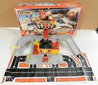 VINTAGE 1985 MATCHBOX GEARSHIFT GARAGE MG 9 Playset Incomplete Untested